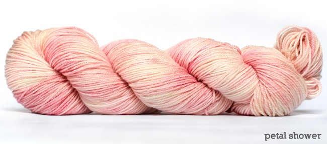Dream in Color Classy with Cashmere, Petal Shower (Discontinued)