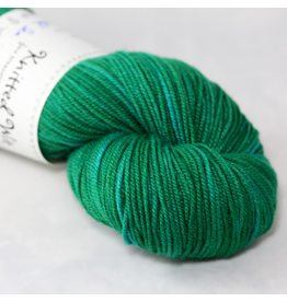 Knitted Wit Targhee Shimmer Worsted, Holly and Ivy (Discontinued)