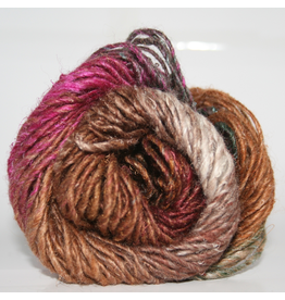 Noro Silk Garden, Brown, Wine, Cream color 364 (Discontinued)