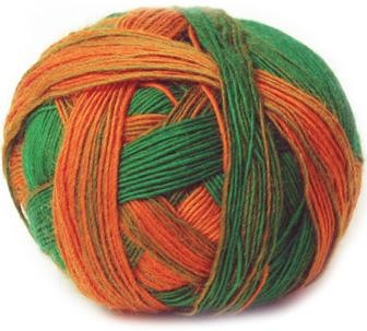 Schoppel Wolle Zauberball Color 2086 (Discontinued)