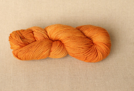 Swans Island Natural Colors Collection, Worsted, Tiger Lily (Discontinued)