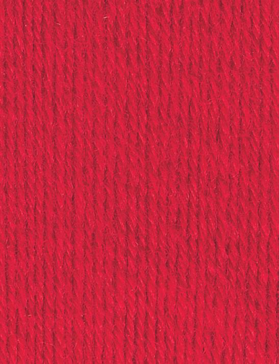Schachenmayr Regia 2-ply Reinforcing Thread, Bright Red Color 2054