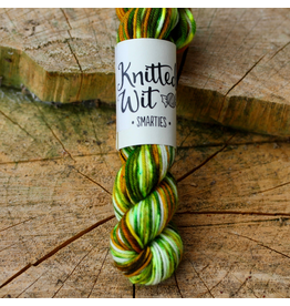 Knitted Wit Smarties, The Boy Who Lived Series - Basilisk