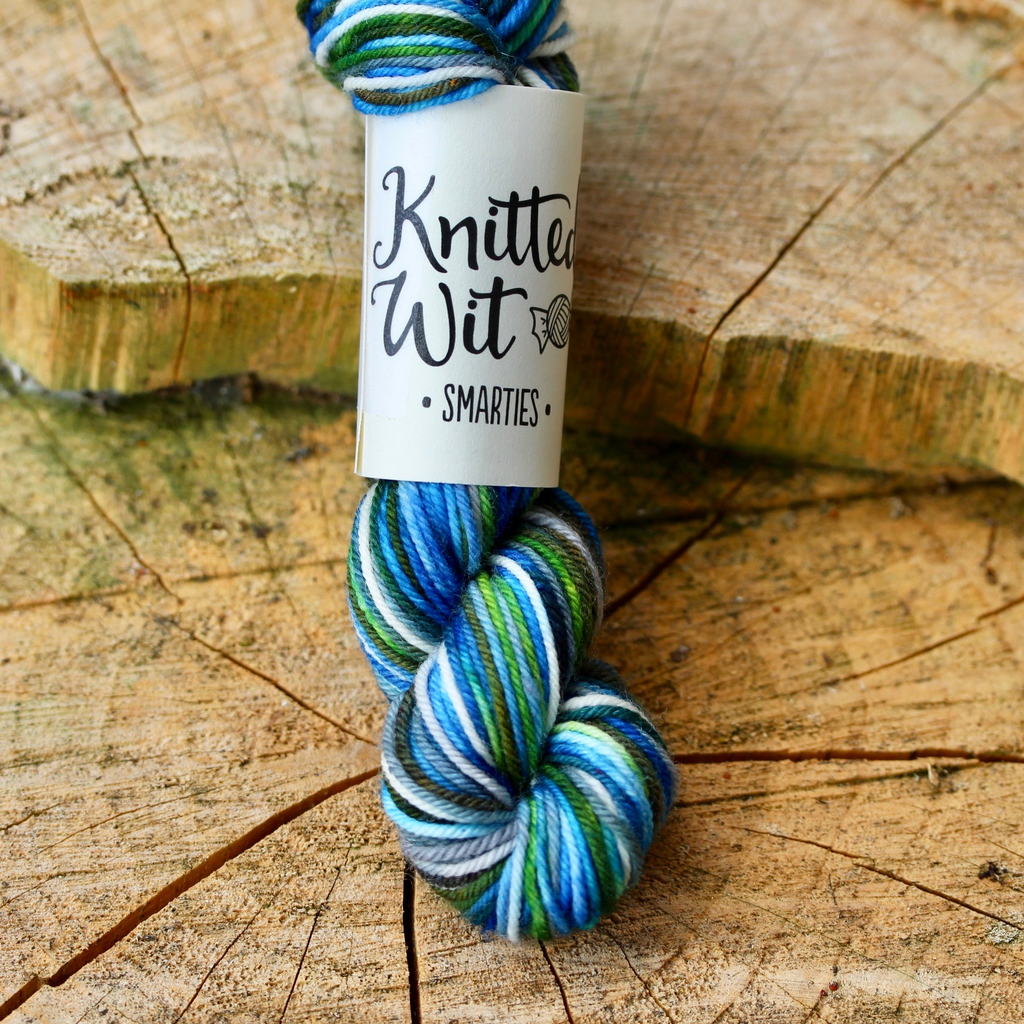 Knitted Wit Smarties, The Boy Who Lived Series - Devil's Snare