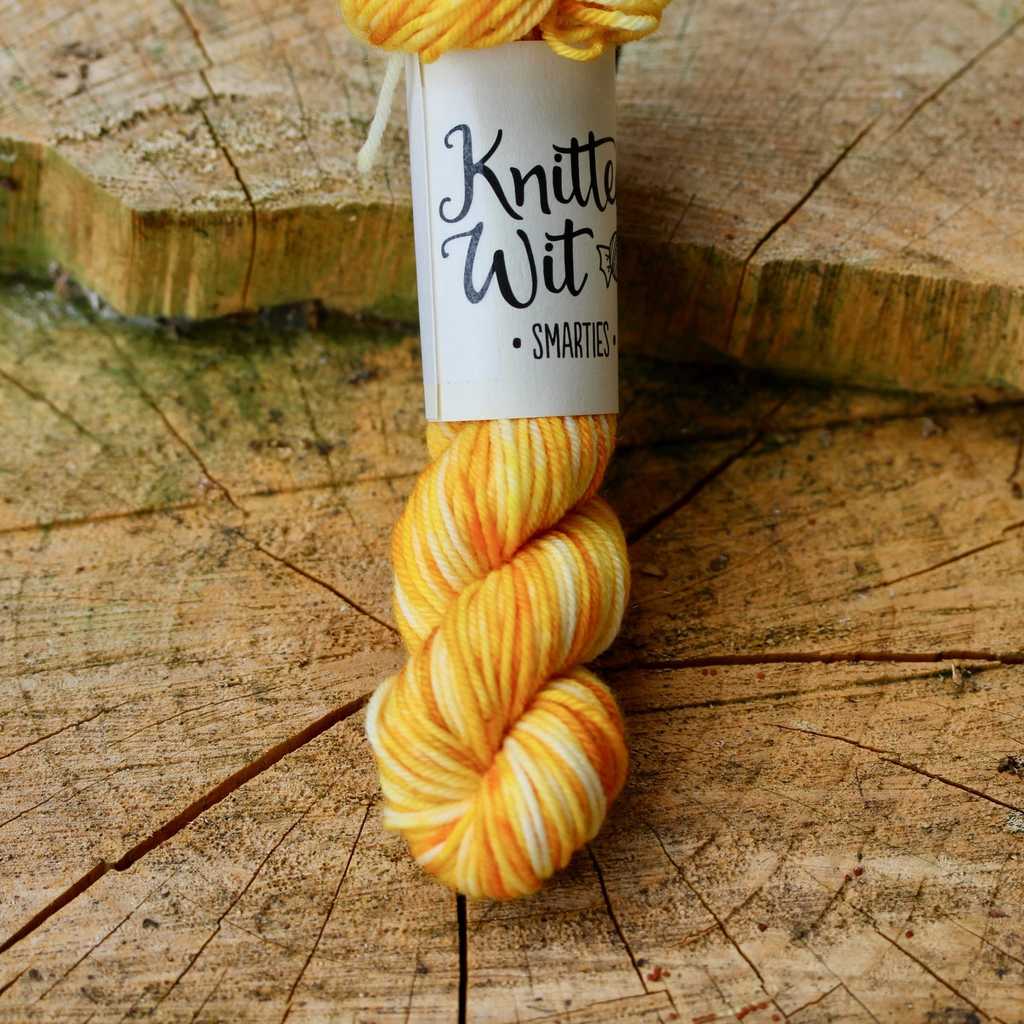 Knitted Wit Smarties, The Boy Who Lived Series - Felix Felicis