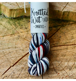 Knitted Wit Smarties, The Boy Who Lived Series - Through the Veil