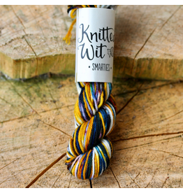 Knitted Wit Smarties, ID Card (formerly  Time-A-Turner)