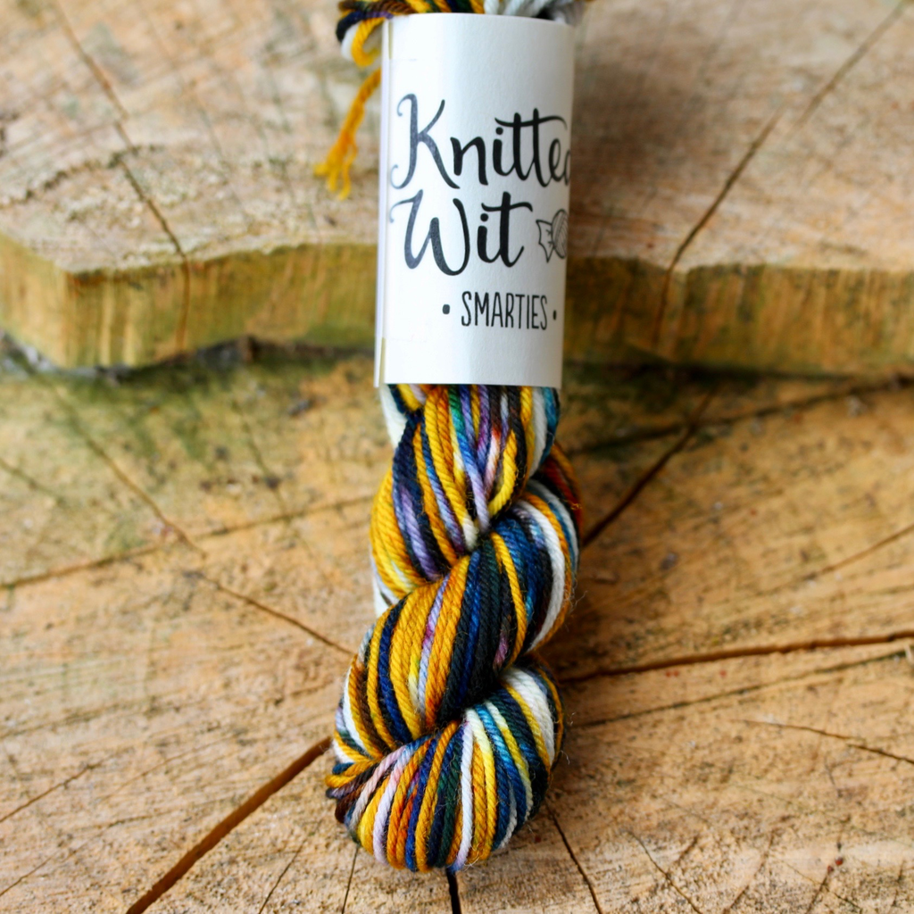 Knitted Wit Smarties, The Boy Who Lived Series - Time-A-Turner