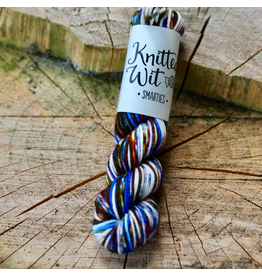 Knitted Wit Smarties, Isle Royale National Park