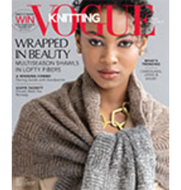 Soho Publishing Vogue Knitting, Early Fall 2019