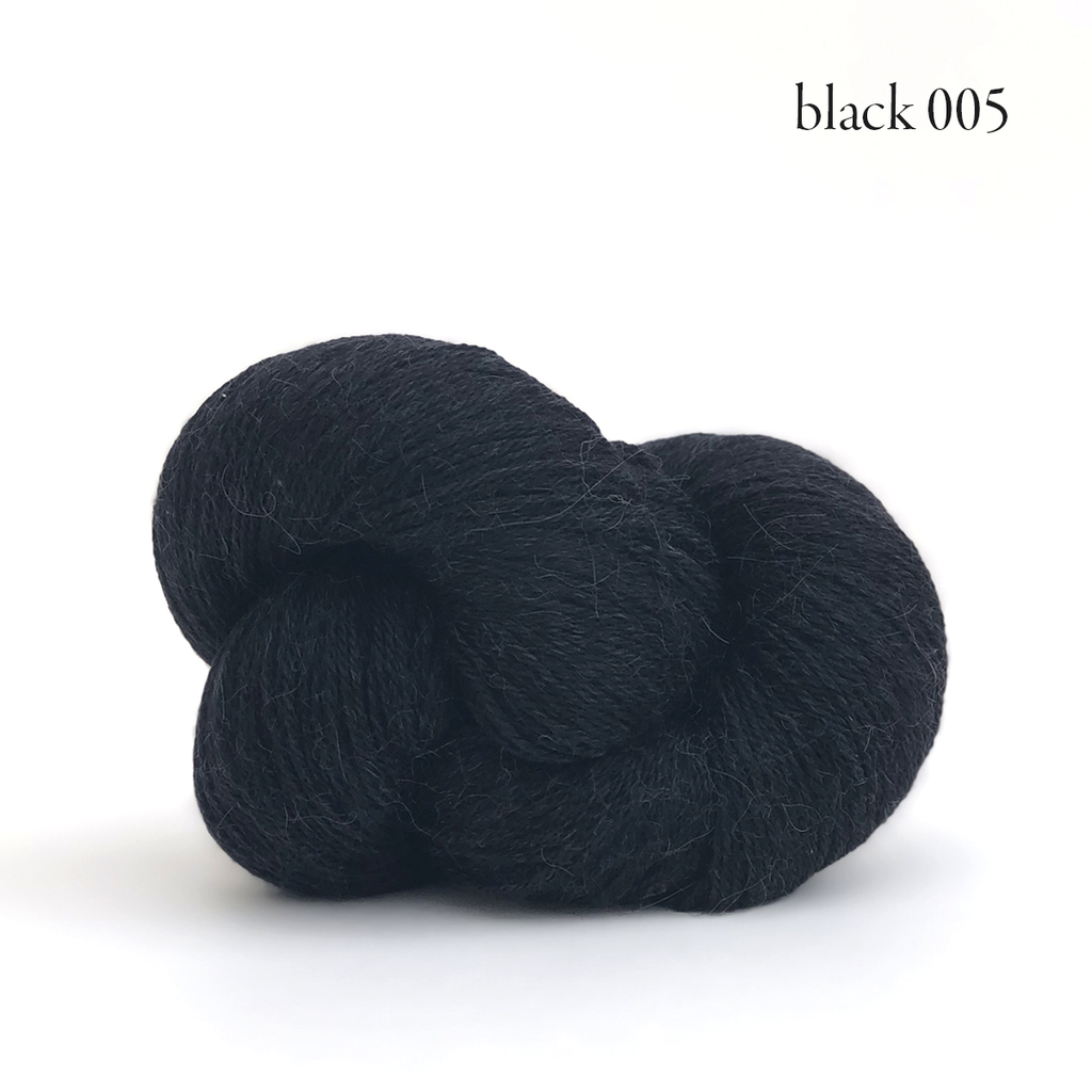 Kelbourne Woolens Perennial, Black 005