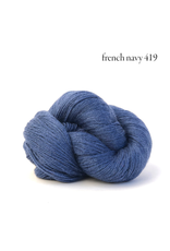 Kelbourne Woolens Perennial, French Navy 419
