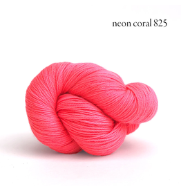 Kelbourne Woolens Perennial, Neon Coral 825
