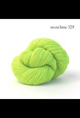 Kelbourne Woolens Perennial, Neon Lime 329