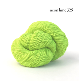 Kelbourne Woolens Perennial, Neon Lime 329