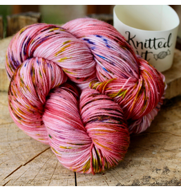 Knitted Wit Sock, French Court (formerly Spattergroit)