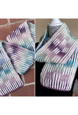 For Yarn's Sake, LLC More Steps in Brioche: Syncopation! Sunday October 20, 2019. Class time: 1-3:30pm.<br /> Michele Lee Bernstein