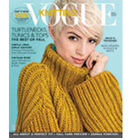 Soho Publishing Vogue Knitting, Fall 2019