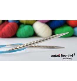 "addi addi® Rocket 2 Squared 100 cm 6.00 mm (approx. 40"" US 10)"