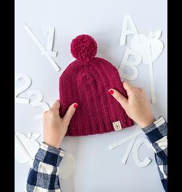 Kelbourne Woolens Year of Hats, September Hat Kit