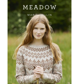 Jamiesons of Shetland Meadow by Marie Wallin