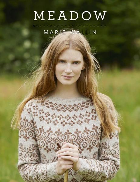 Jamiesons of Shetland Meadow by Marie Wallin