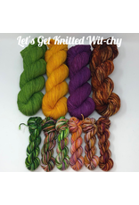 Knitted Wit Wit-chy Kit, Samhain