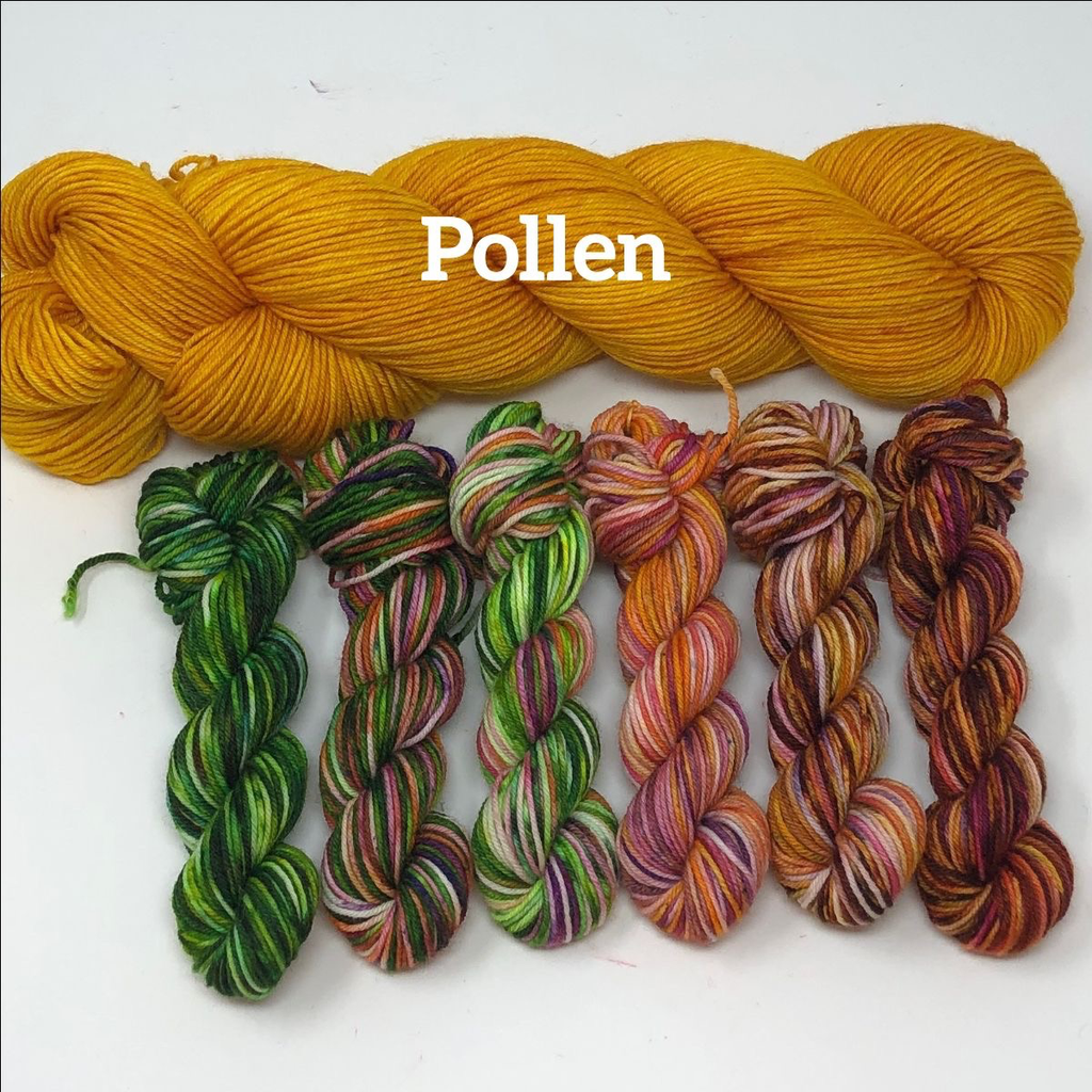 Knitted Wit Wit-chy Kit, Pollen
