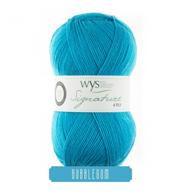 West Yorkshire Spinners Signature 4ply, Bubblegum 360 Retired)