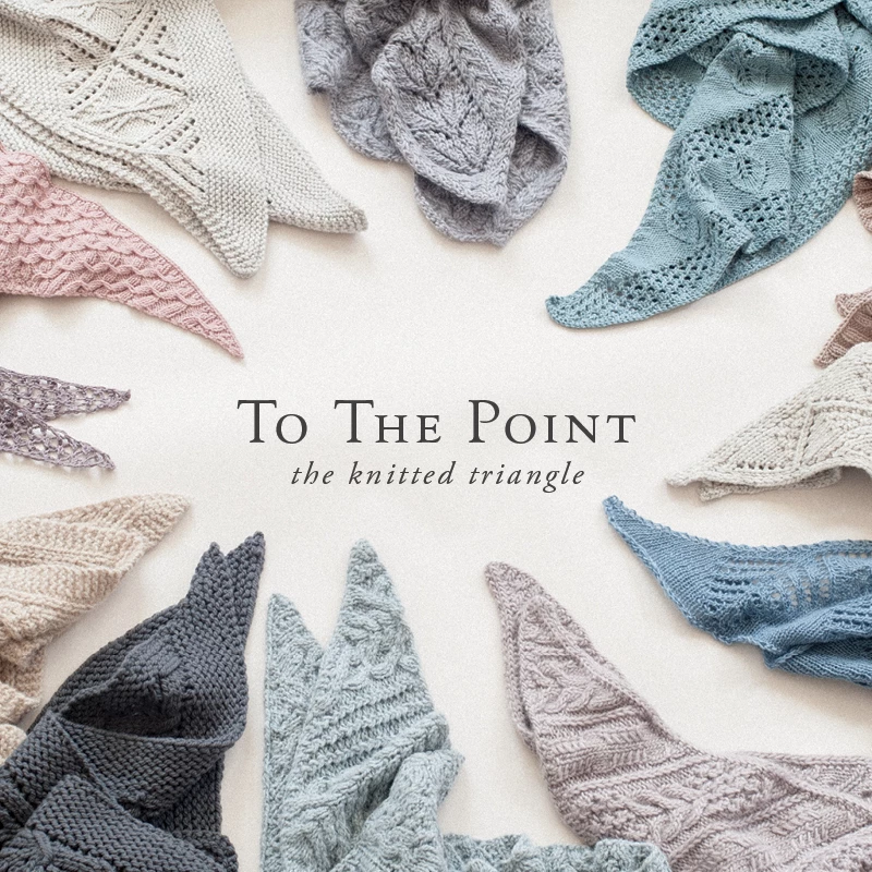 To the Point: The Knitted Triangle