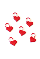 addi addiLove Heart Stitch Markers