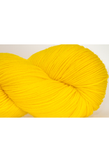 Knitted Wit Single Fingering, Yellow