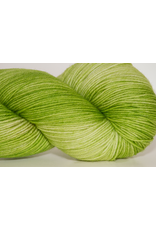 Knitted Wit Single Fingering, Spring Green