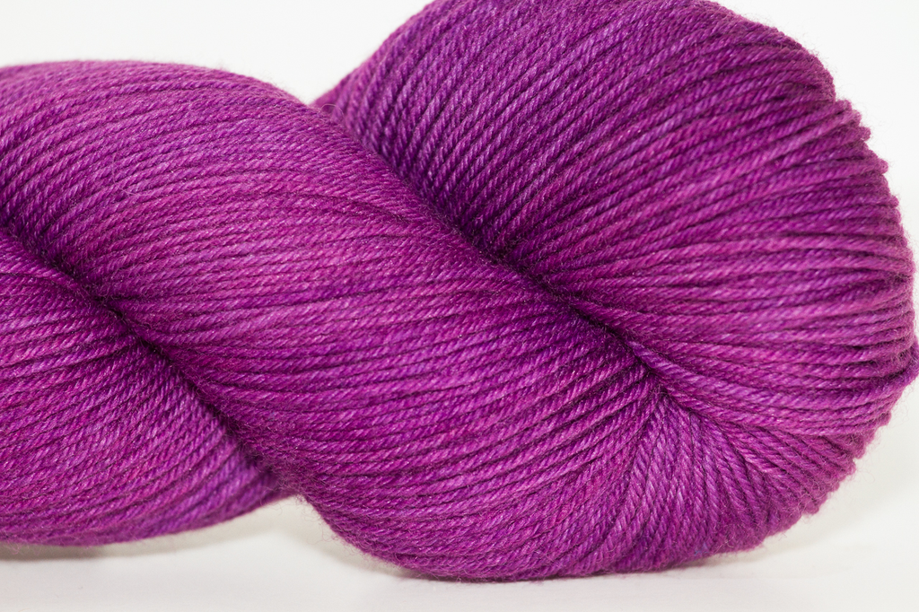 Knitted Wit Single Fingering, Thistle