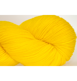 Knitted Wit Sock,Yellow