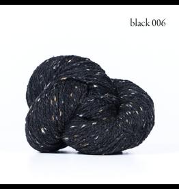 Kelbourne Woolens Lucky Tweed, Black #006