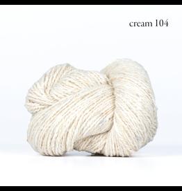 Kelbourne Woolens Lucky Tweed, Cream #104