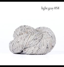 Kelbourne Woolens Lucky Tweed, Light Gray #058