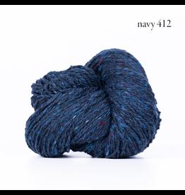 Kelbourne Woolens Lucky Tweed, Navy #412