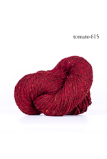 Kelbourne Woolens Lucky Tweed, Tomato #615