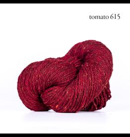 Kelbourne Woolens Lucky Tweed, Tomato #615