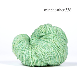 Kelbourne Woolens Scout, Mint Heather #336
