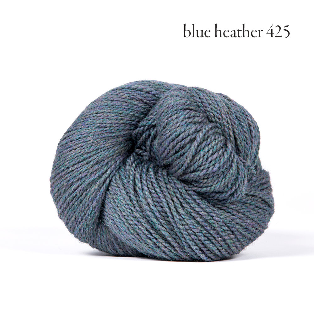 Kelbourne Woolens Scout, Blue Heather #425