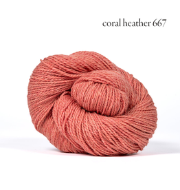 Kelbourne Woolens Scout, Coral Heather #667