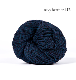 Kelbourne Woolens Scout, Navy Heather #412