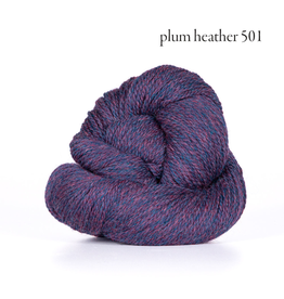 Kelbourne Woolens Scout, Plum Heather #501