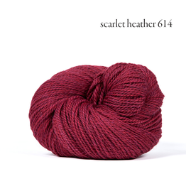 Kelbourne Woolens Scout, Scarlet Heather #614