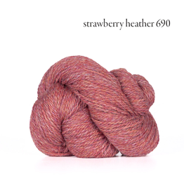 Kelbourne Woolens Scout, Strawberry Heather #690