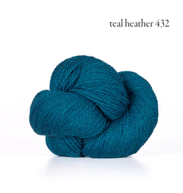 Kelbourne Woolens Scout, Teal Heather #432