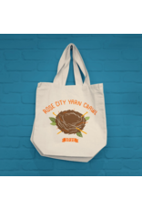 For Yarn's Sake, LLC 2020 Rose City Yarn Crawl Commemorative Tote Bag